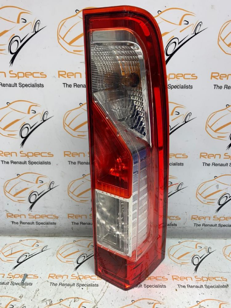 VAUXHALL MOVANO VAN 2010-2020 REAR/TAIL LIGHT (DRIVER SIDE) [BP]